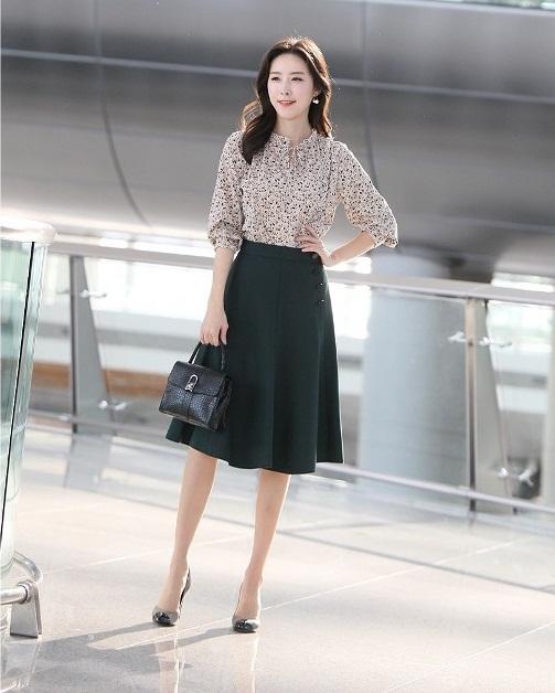 Áo kiểu nữ đẹp tuổi 35, Shop Thái Hòa
